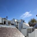 Cocker Townhouses / Claude Megson Architect. Image © Patrick Reynolds