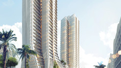 "Construction Begins on 3XN's ""Grove Towers"" in Mumbai"