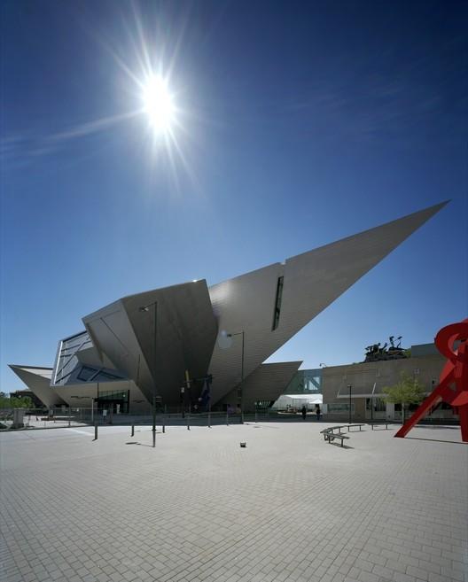 Spotlight: Daniel Libeskind, Denver Art Museum. Image © Bitter Brecht