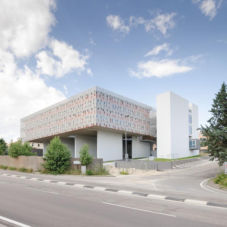 Fortaleza de la Costrucción / HOFLAB+HOFPRO, © Dario Diarena