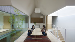 Atlas house  / Tomohiro Hata Architect and Associates