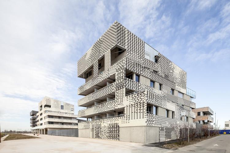 Viviendas en Toulouse / Mateo Arquitectura, © Adrià Goula