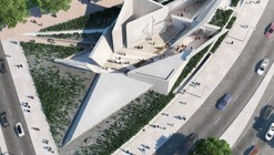 Libeskind Selected to Design Canadian National Holocaust Monument