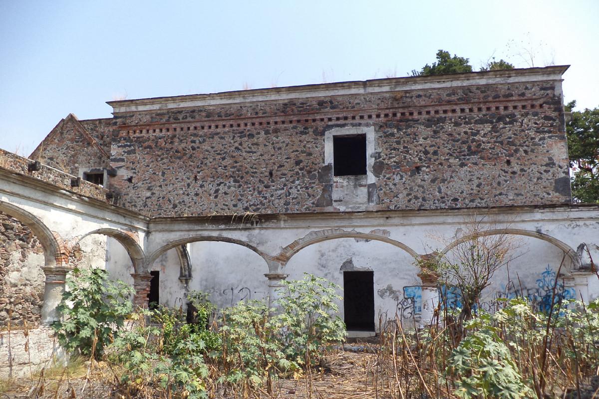 Haciendas en México: Pensamiento sistémico y holístico para la conservación del patrimonio arquitectónico y del paisaje cultural, © Dulce Aline Hernández Avilés