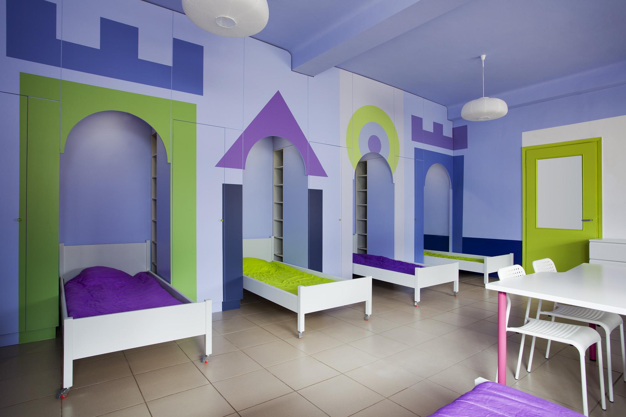 Big Smile Project / Schema Architecture & Engineering, © Nikos Alexopoulos