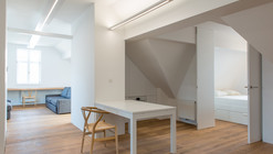 Attic Apartment Bled / Arhitektura d.o.o.