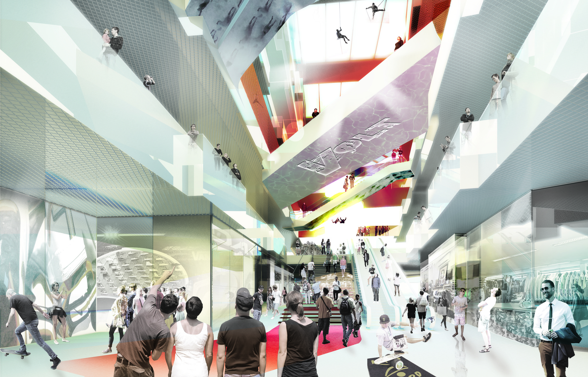 Gallery of j mayer h wins competition to design berlin for Design berlin