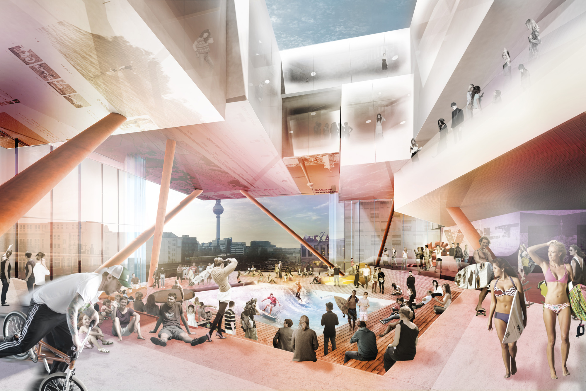 J Mayer H Wins Competition To Design Berlin Experience