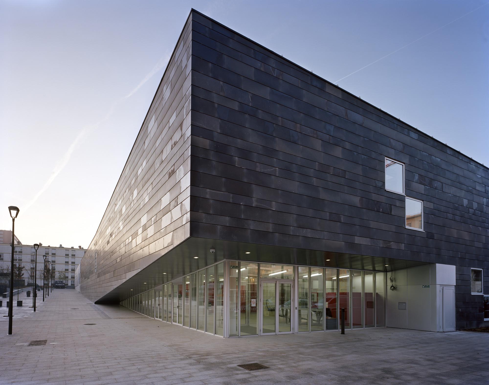 Gallery Of Antony Multisports Complex Archi5 Associated