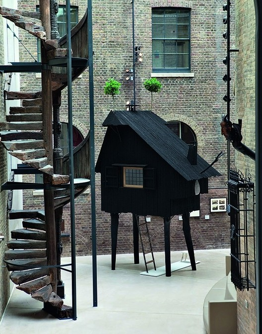 Terunobu Fujimori, Beetle's House, Victoria & Albert Museum, London, UK. Image Courtesy of Victoria and Albert Museum, London/TASCHEN