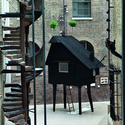 Terunobu Fujimori, Beetle's House, Victoria & Albert Museum, Londres, Reino Unido. Imagem Cortesia de Victoria and Albert Museum, London/TASCHEN