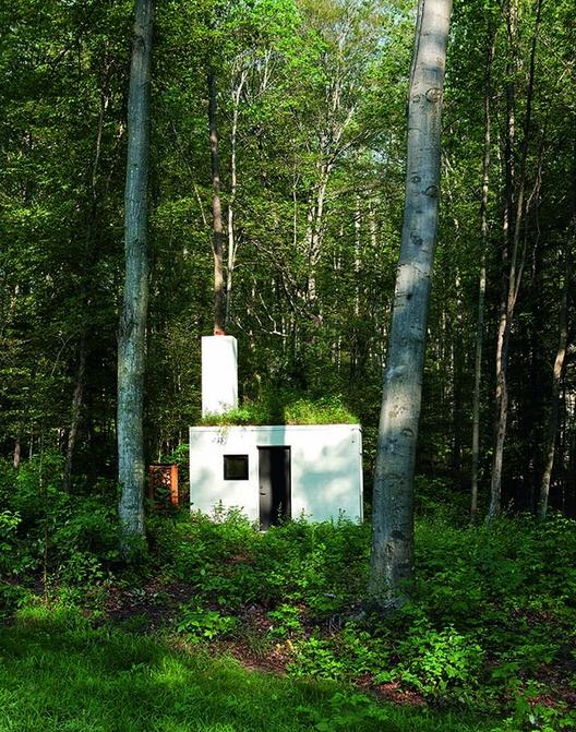 David Salmela, Yingst Sauna Traverse City, Michigan, EUA. Imagem © Undine Pröhl/TASCHEN
