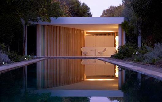 QUINTA BOTANICA EM PORTUGAL POR SHIGERU BAN. Imagem Courtesia de Shigeru Ban Architects