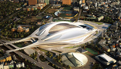 Toyo Ito and Fumihiko Maki Petition Against Zaha Hadid's Tokyo Olympic Stadium