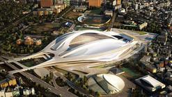 Toyo Ito and Fumihiko Maki Petition Against Zaha Hadid's Tokyo Olympic Stadium