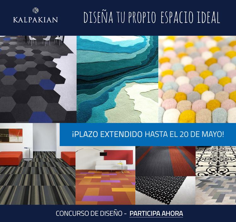"""Concurso """"Diseña tu propio espacio ideal, Inspírate con Kalpakian"""": ¡Plazo extendido hasta el 20 de Mayo!"""