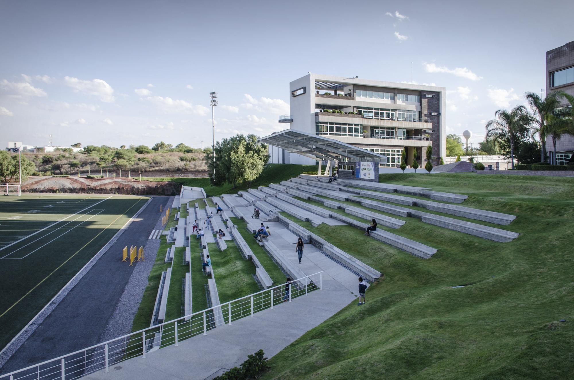 Borregos Stadium / Arkylab + Mauricio Ruiz, © Oscar Hernandez