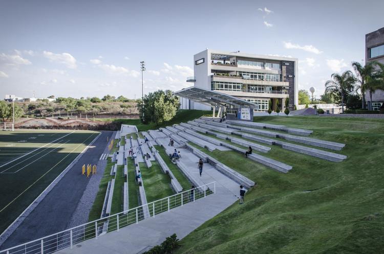 Estadio Borregos / Arkylab + Mauricio Ruiz, © Oscar Hernandez