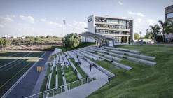 Borregos Stadium / Arkylab + Mauricio Ruiz