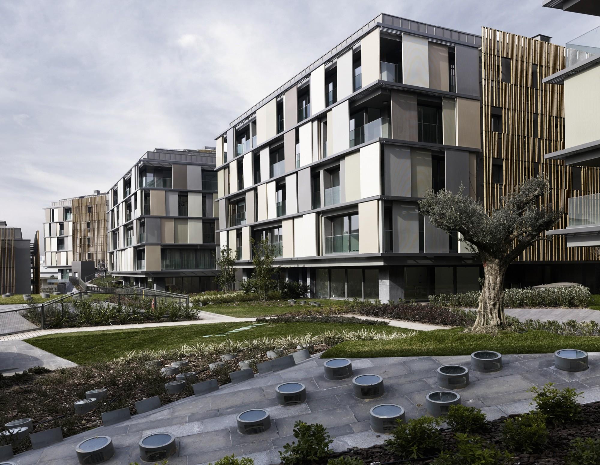 Courtesy of Emre Arolat Architects + Ertuğrul Morçöl + Selahattin Tüysüz