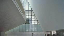 Centro de Conferências e Auditório da Expo 2008 / Nieto Sobejando Arquitectos