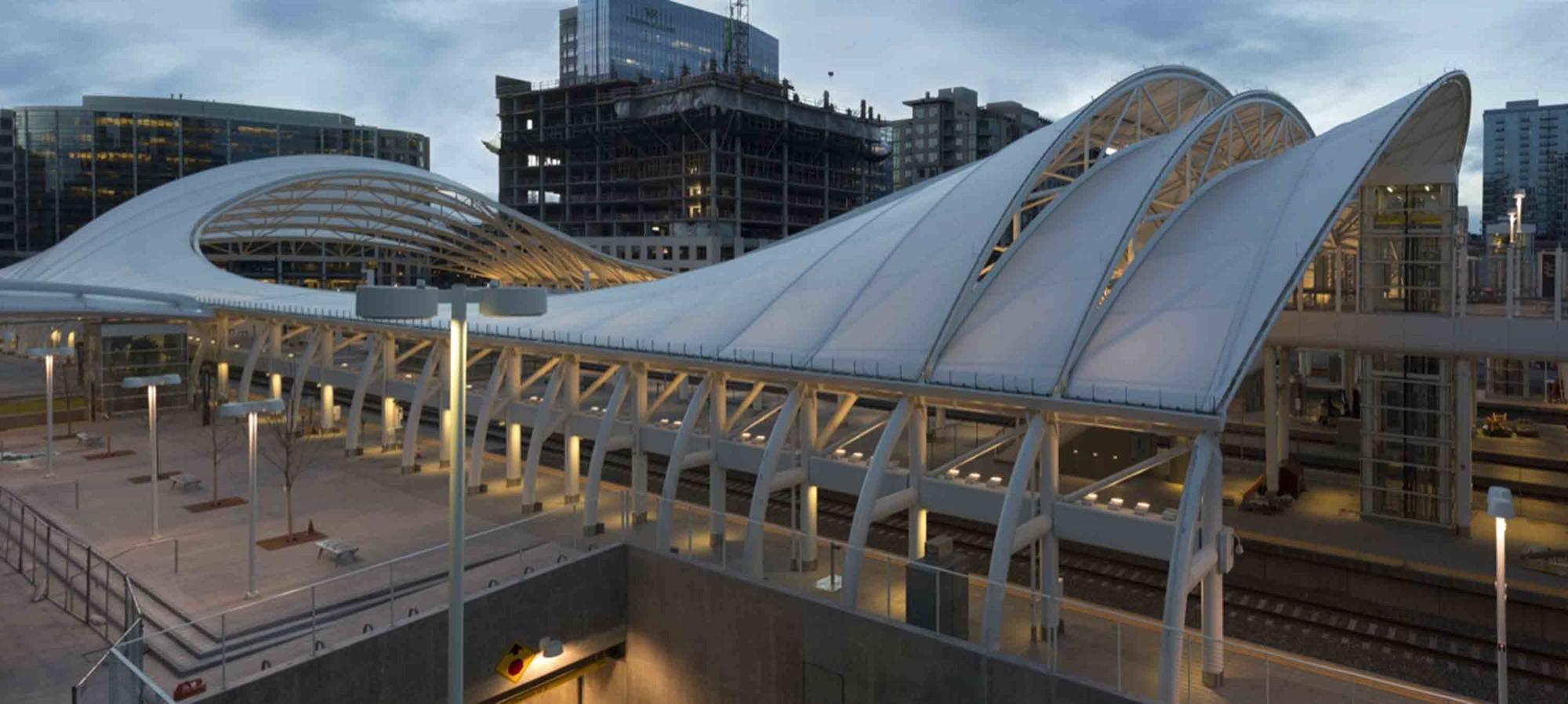 Denver Union Station Som Archdaily