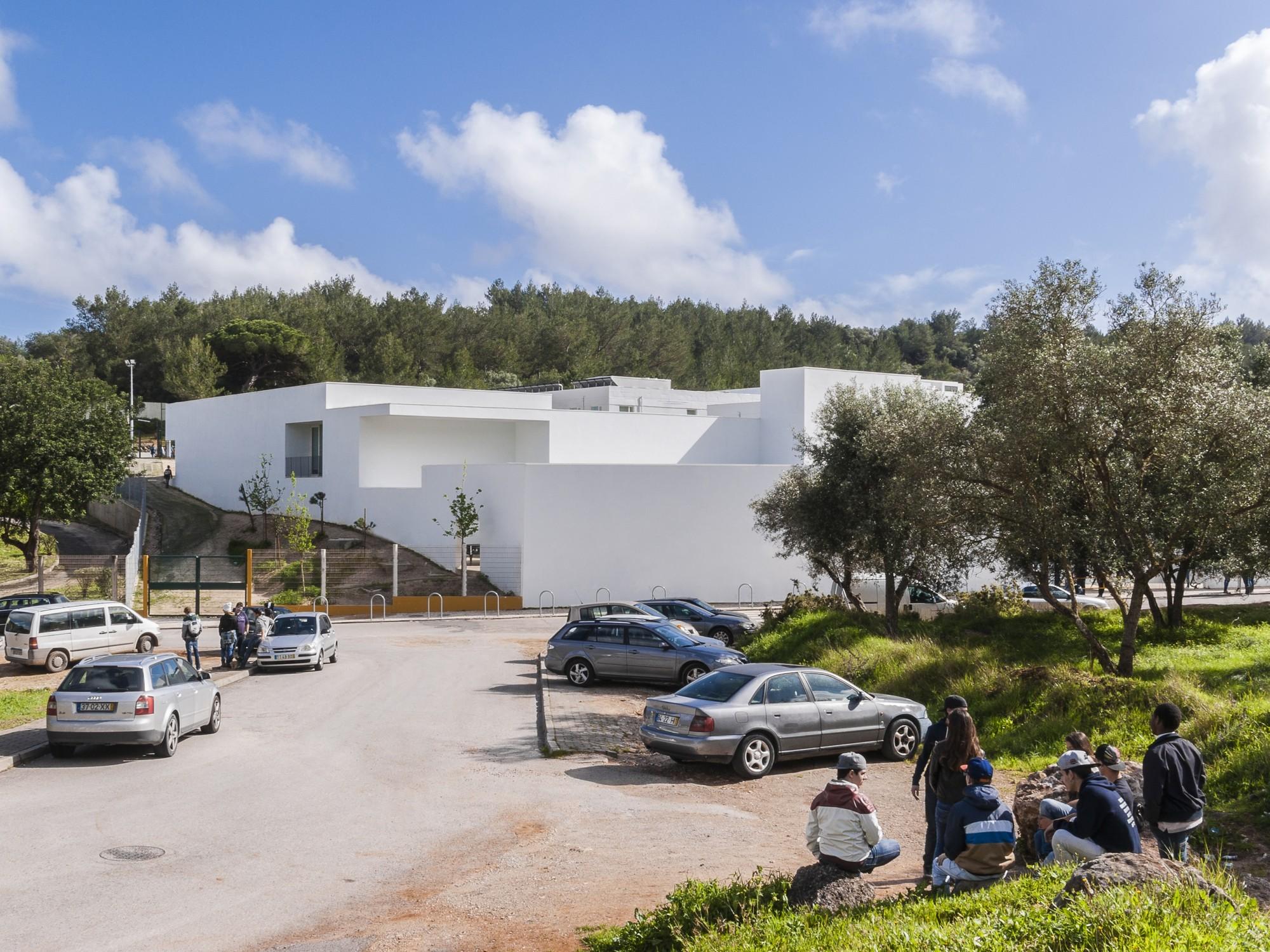 © Nuno Gaspar / RCJV Arquitectos