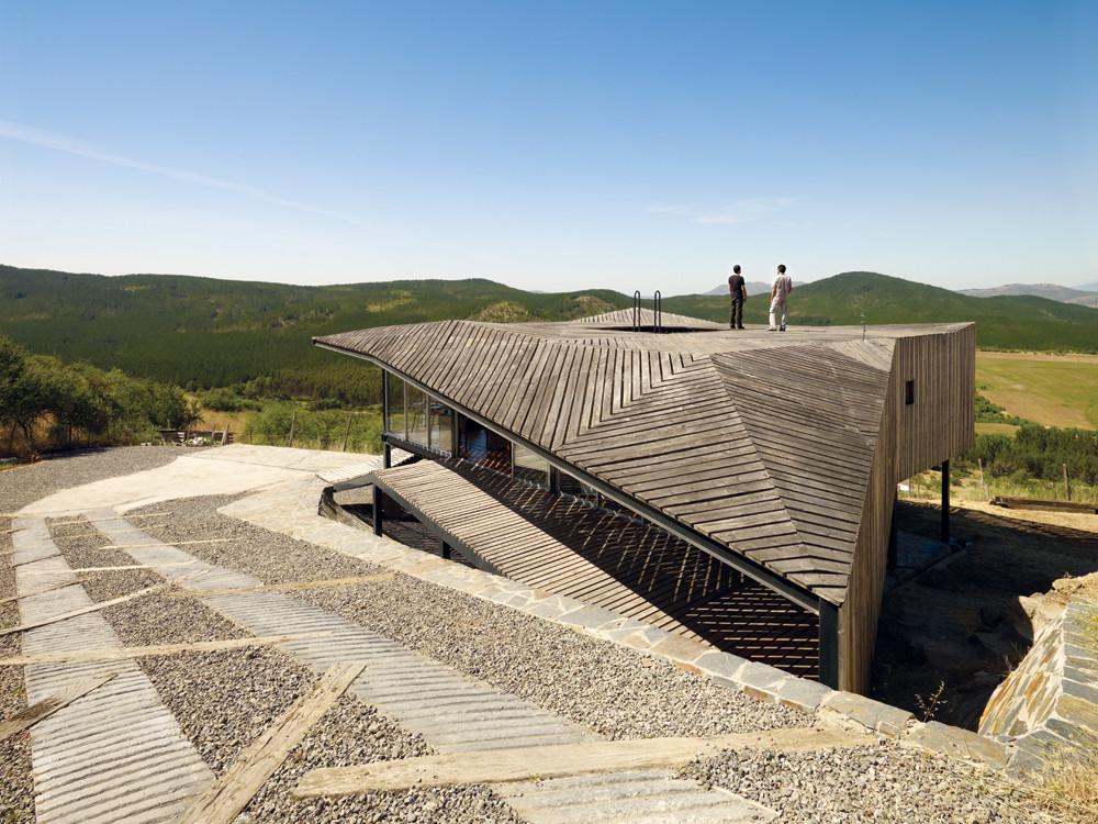 Dos chilenos entre los finalistas del Mies Crown Hall Americas Prize para Arquitectura Emergente, Kiltro House; Talca, Pencahue, Chile / Juan Pablo Corvalan. Image © Cristobal Palma / Estudio Palma