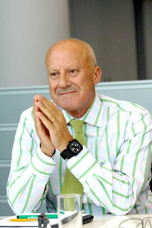 Norman Foster Receives Inaugural Isamu Noguchi Award, Norman Foster. Image © Foster + Partners