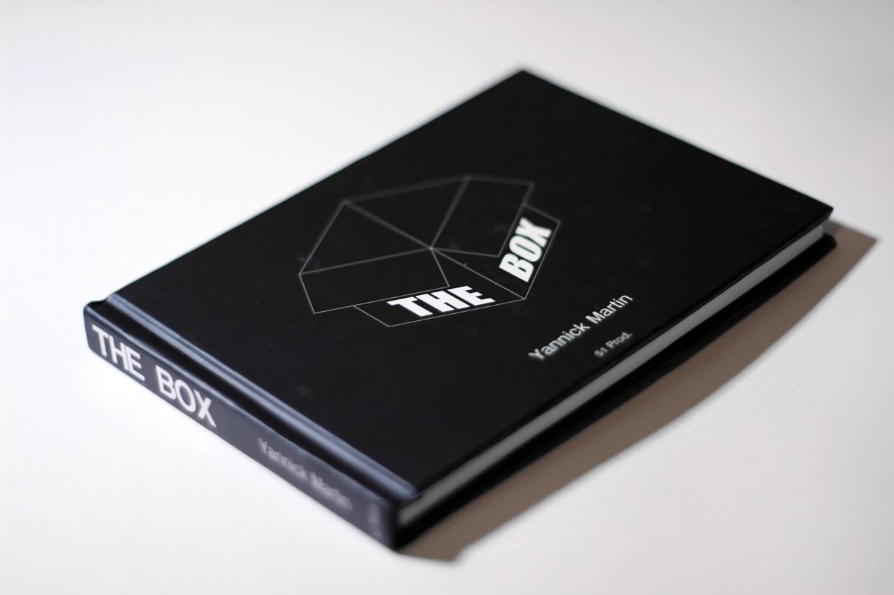 The Box: Un Libro que cuestiona el lenguaje arquitectónico del Cubo, © Yannick Martin