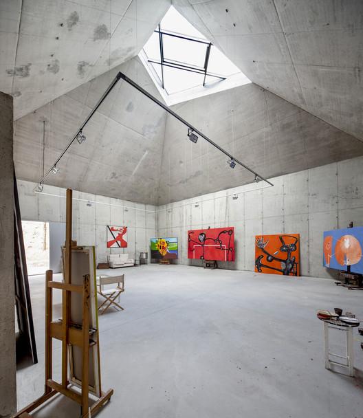 Studio for Arranz Bravo / Garcés - De Seta - Bonet, © Adrià Goula