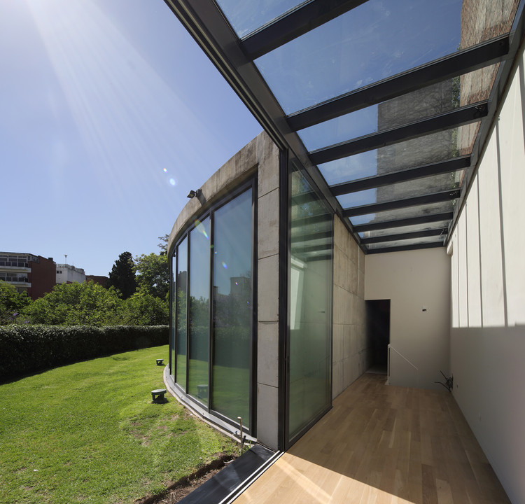 Casa OMBU / Daniel Silberfaden + Jens Wolter, © Sosa Pinilla