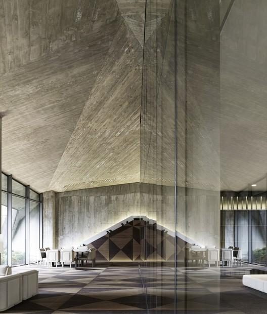 Cortesía de Emre Arolat Architects + Ertuğrul Morçöl + Selahattin Tüysüz