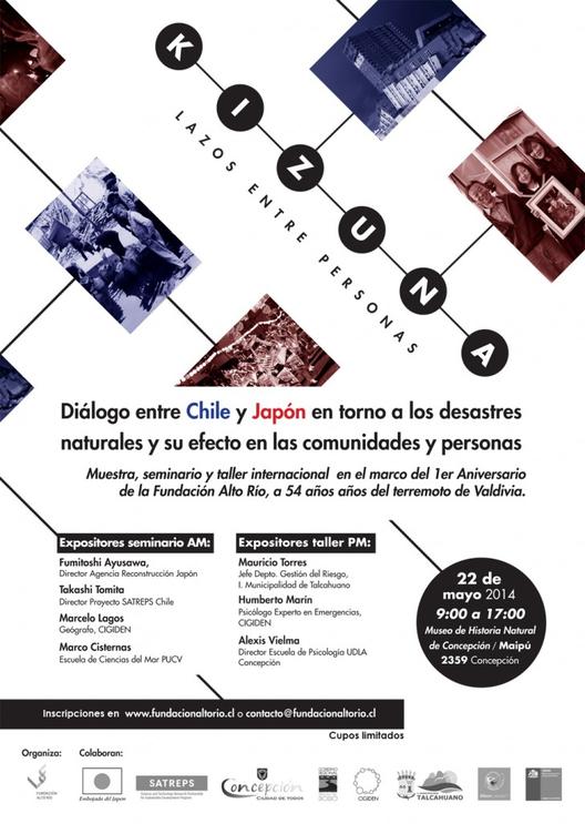 KIZUNA, dialogo entre Chile y Japón