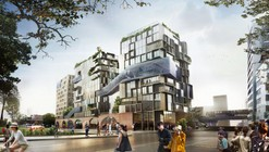 GRAFT + Kleihues+Kleihues Design Work/Live Housing in Berlin
