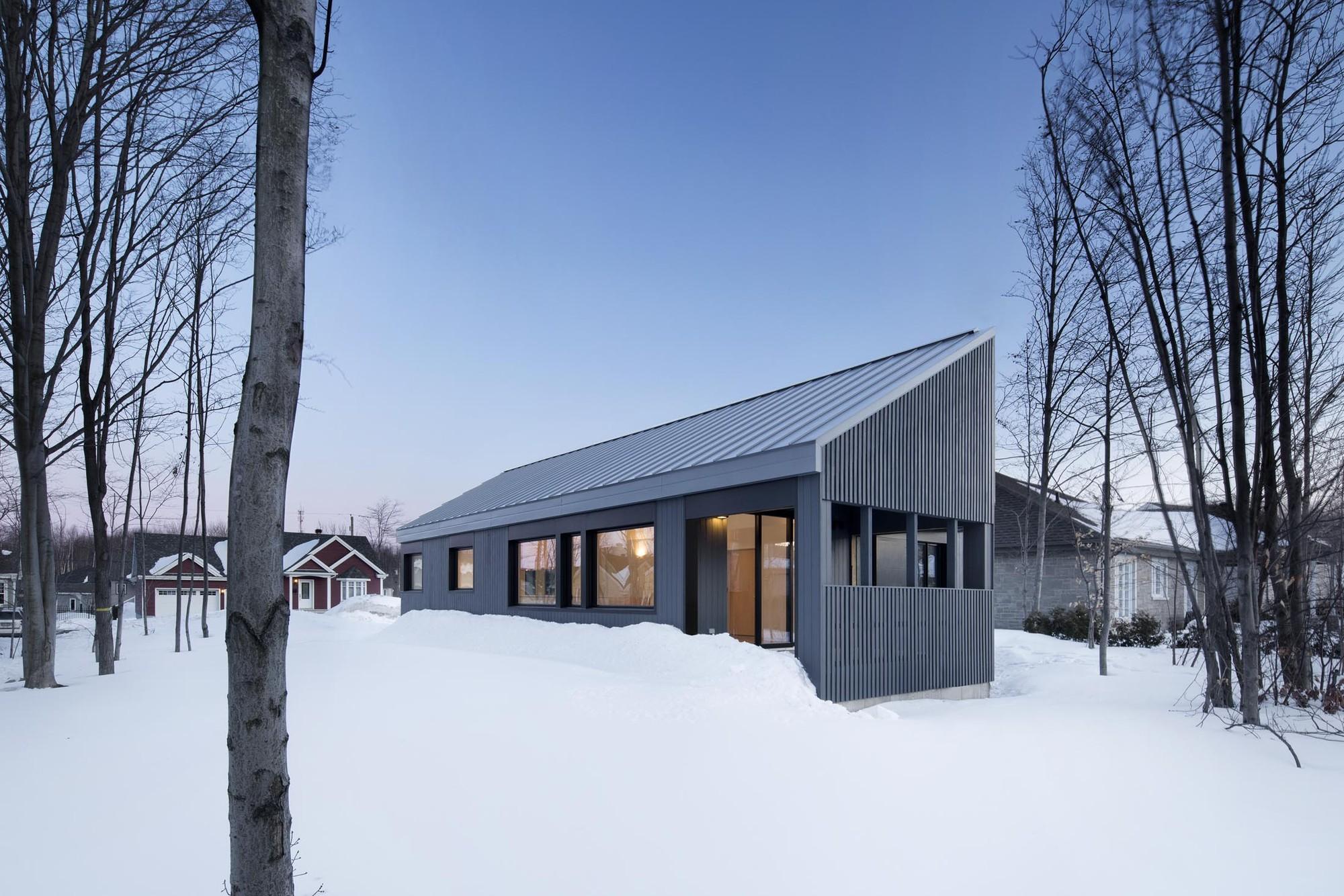 Sorel Residence  /  NatureHumaine, © Adrien Williams