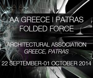 AA Greece Visiting School / Folded Force