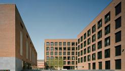 Piazza Céramique / Jo Janssen Architecten
