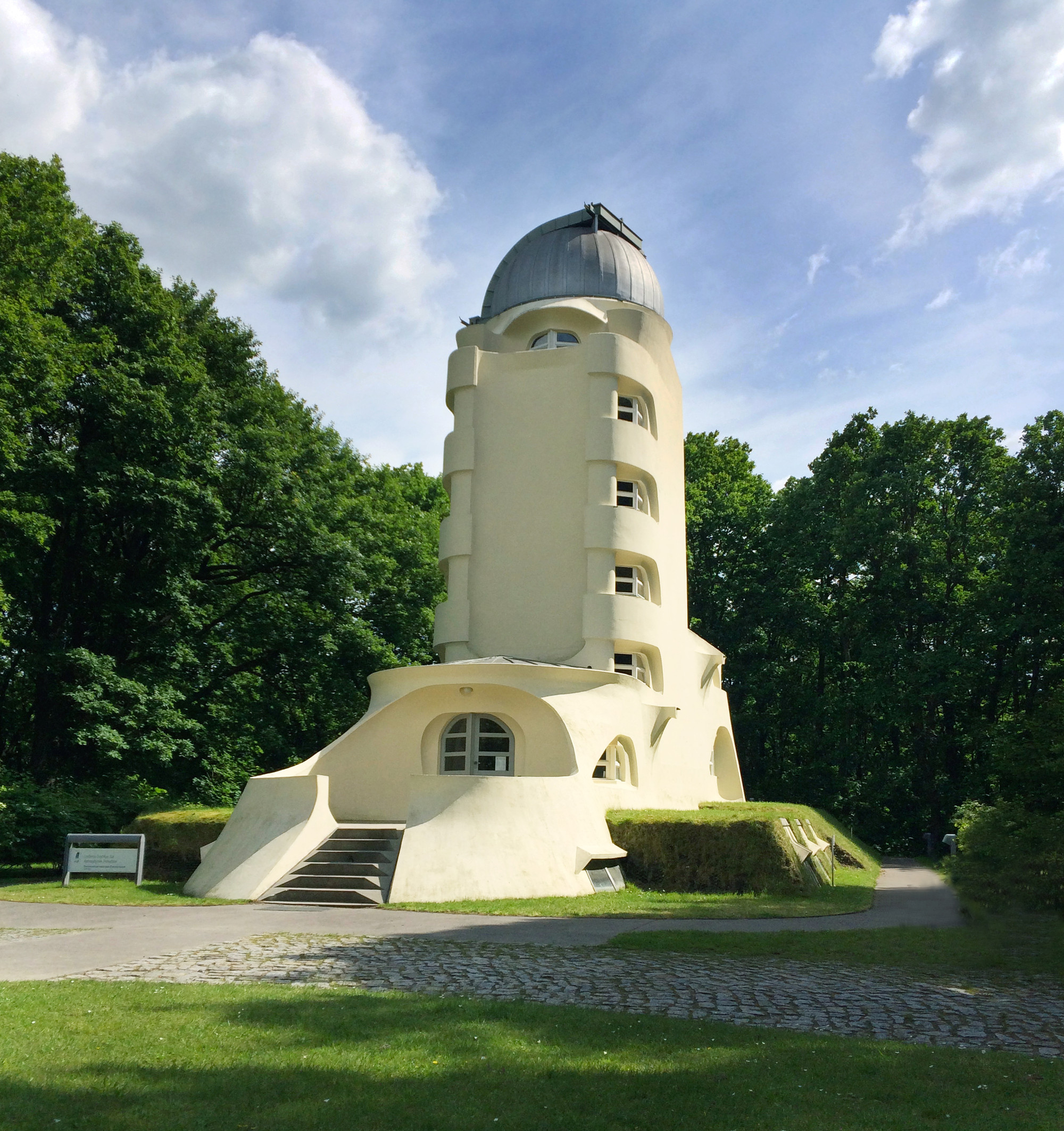 AD Classics: The Einstein Tower / Erich Mendelsohn, © Gili Merin