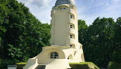 AD Classics: The Einstein Tower / Erich Mendelsohn