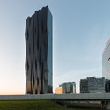 DC Tower 1 / Dominique Perrault Architecture. Image © Michael Nagl