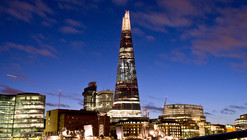 Shard Wins Emporis Skyscraper Award