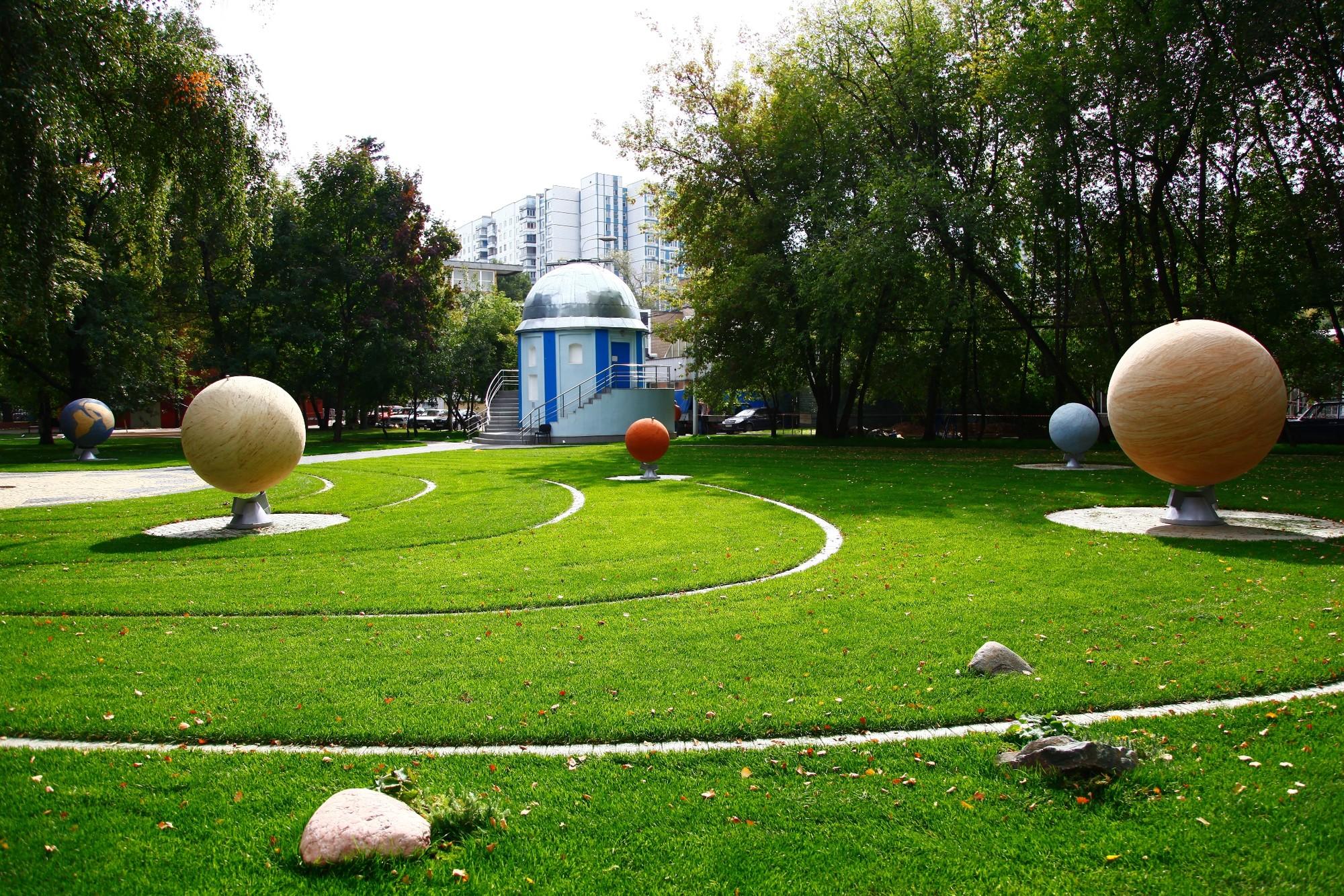Conceptual Framework for the Development of Sokolniki Park Competition, Sokolniki Park