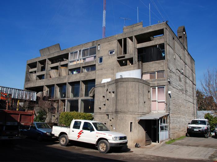 Edificio COPELEC. Image © Usuario en Flickr: Fernando Leiva