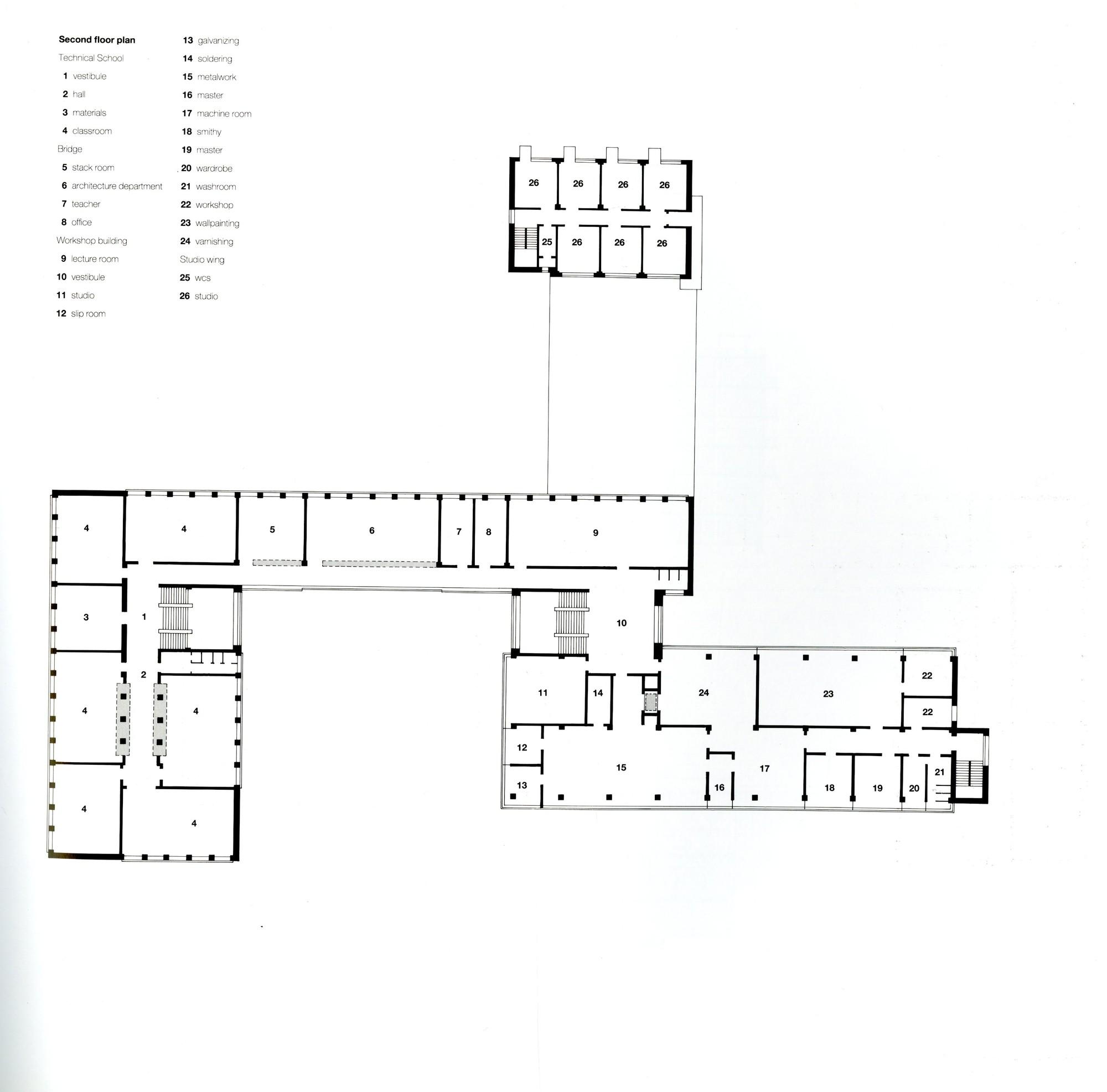 Galer a de cl sicos de arquitectura edificio de la for Medidas en la arquitectura