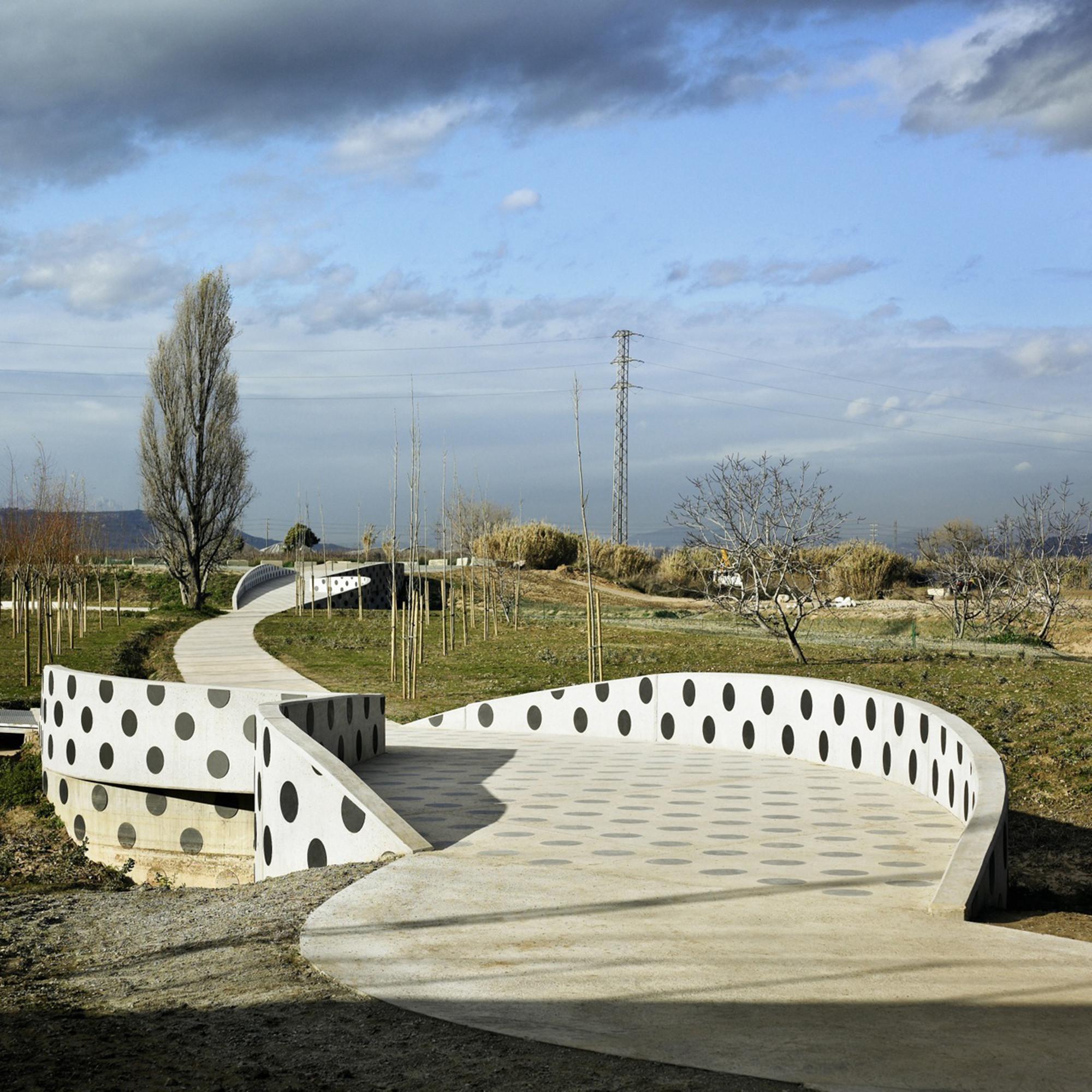 Recuperación Ambiental del Río Llobregat / Battle I Roig Arquitectes, © Jordi Puig