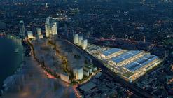 BDP e SOM revelam proposta para novo Covent Garden Market