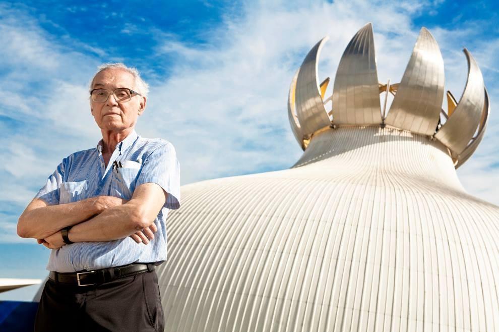 Fallece arquitecto brasileño João Filgueiras Lima (Lelé) , © Moskow/Astha Produção/Revista AU