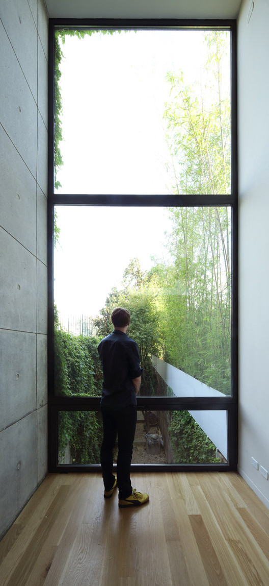 Casa OMBU / Daniel Silberfaden + Jens Wolter . Image © Sosa Pinilla