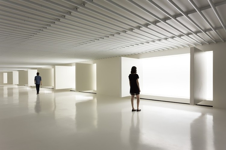 Galeria de Arte Minas / MACh Arquitetos . Image © Gabriel Castro